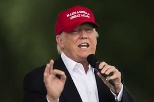 特朗普北卡州演講言論再次引發爭議