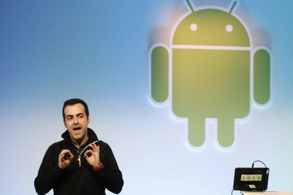 Android手機又被發現有新的安全漏洞,這讓將近10億的手機陷入資安的風險之中。(Kimihiro Hoshino/AFP)
