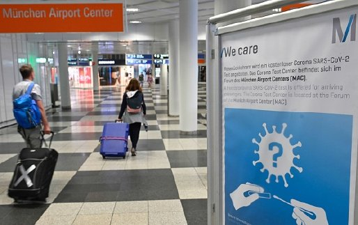 歐盟國衛生部長已達成一致,把隔離期降為10天。(AFP)