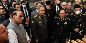 中共軍隊綁架5名印度人