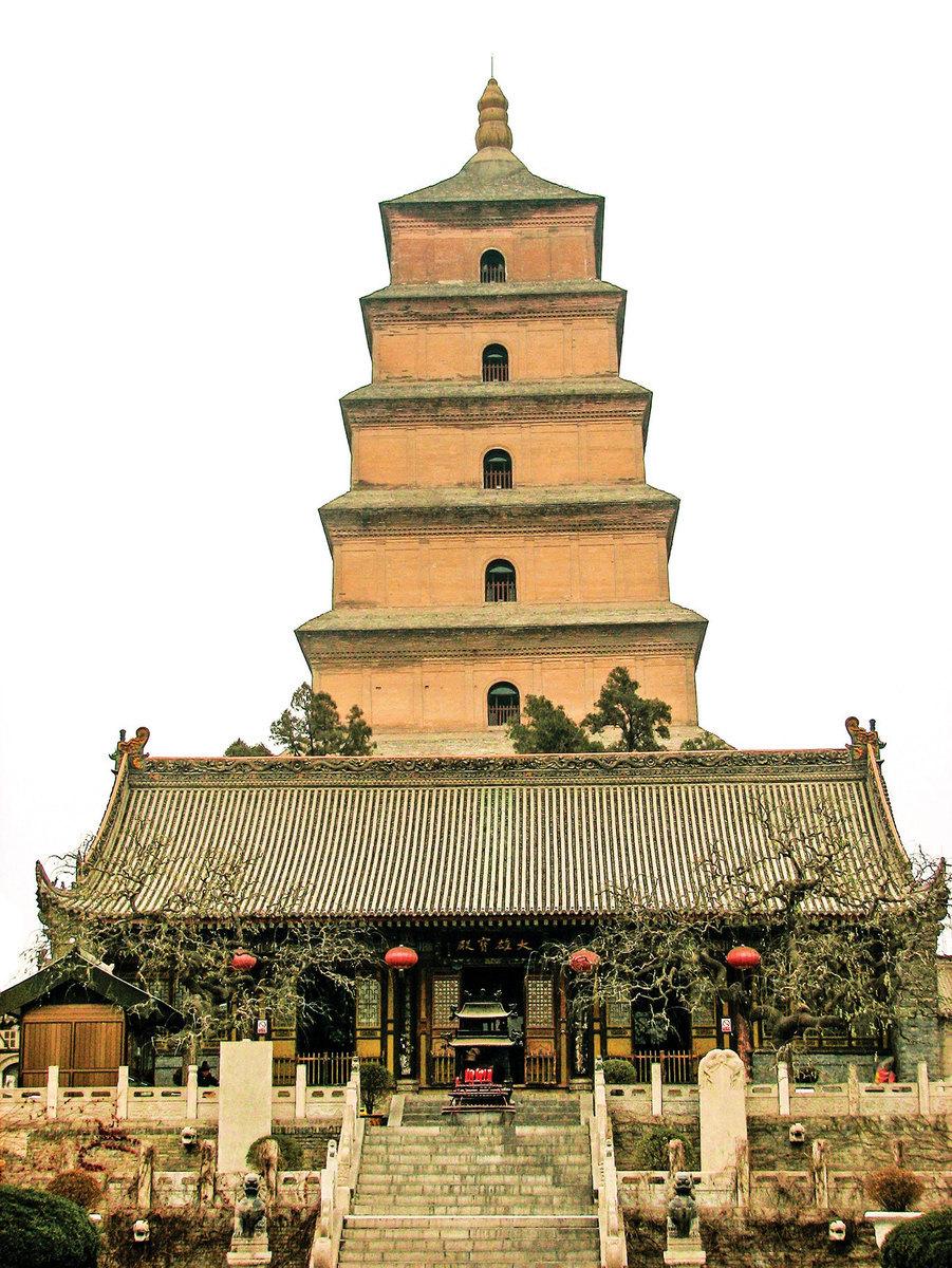 東漢明帝在河南洛陽建立了中國第一座佛教廟宇——白馬寺。(Shutterstock)