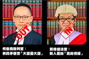 曾斥作證警員砌詞狡辯裁判官何俊堯 調職高院處理案件排期明升暗降