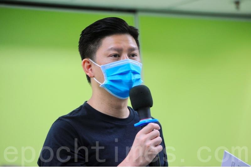 譚文豪斥親共派施壓 指何俊堯被調職有損司法獨立