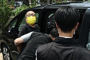譚得志被以言入罪 法律界嘆香港走向極權