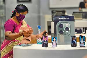 印度部長:蘋果已將八家工廠從中國遷至印度