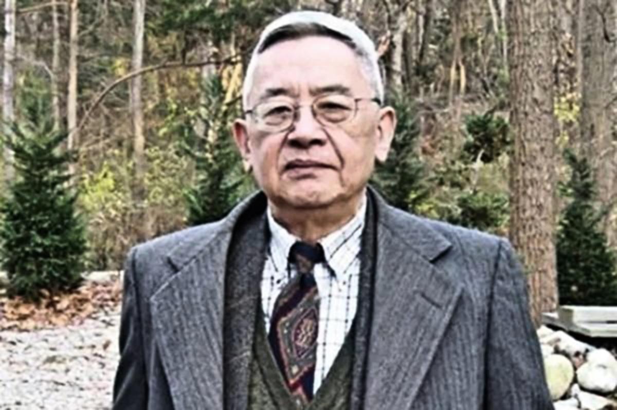 留美學人著名華裔翻譯家巫寧坤。(網絡圖片)