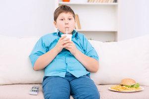 男童過重出現脂肪肝 當心增加肝臟疾病機率
