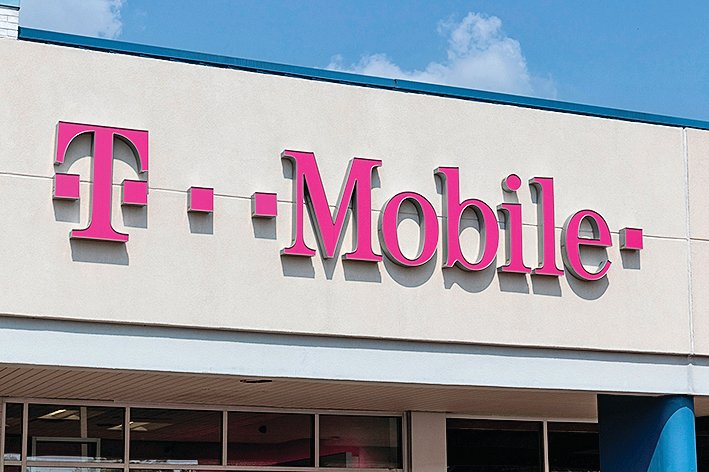 T-Mobile   全美擴大中頻5G網絡