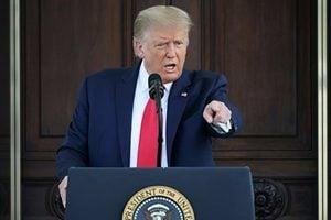 特朗普再提經濟脫鉤 美國安顧問警告中共