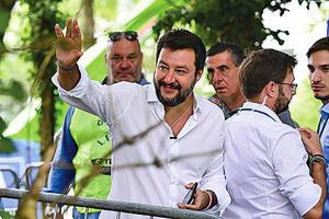 意右派領袖批 「意大利淪為中共殖民地」