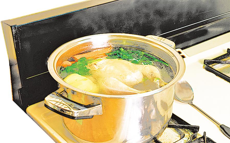 正確加熱食物端出安心菜餚