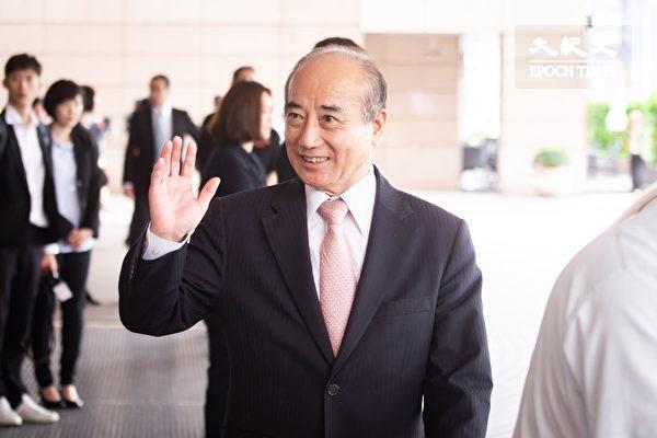 台灣前立法院長王金平。(大紀元資料圖片)