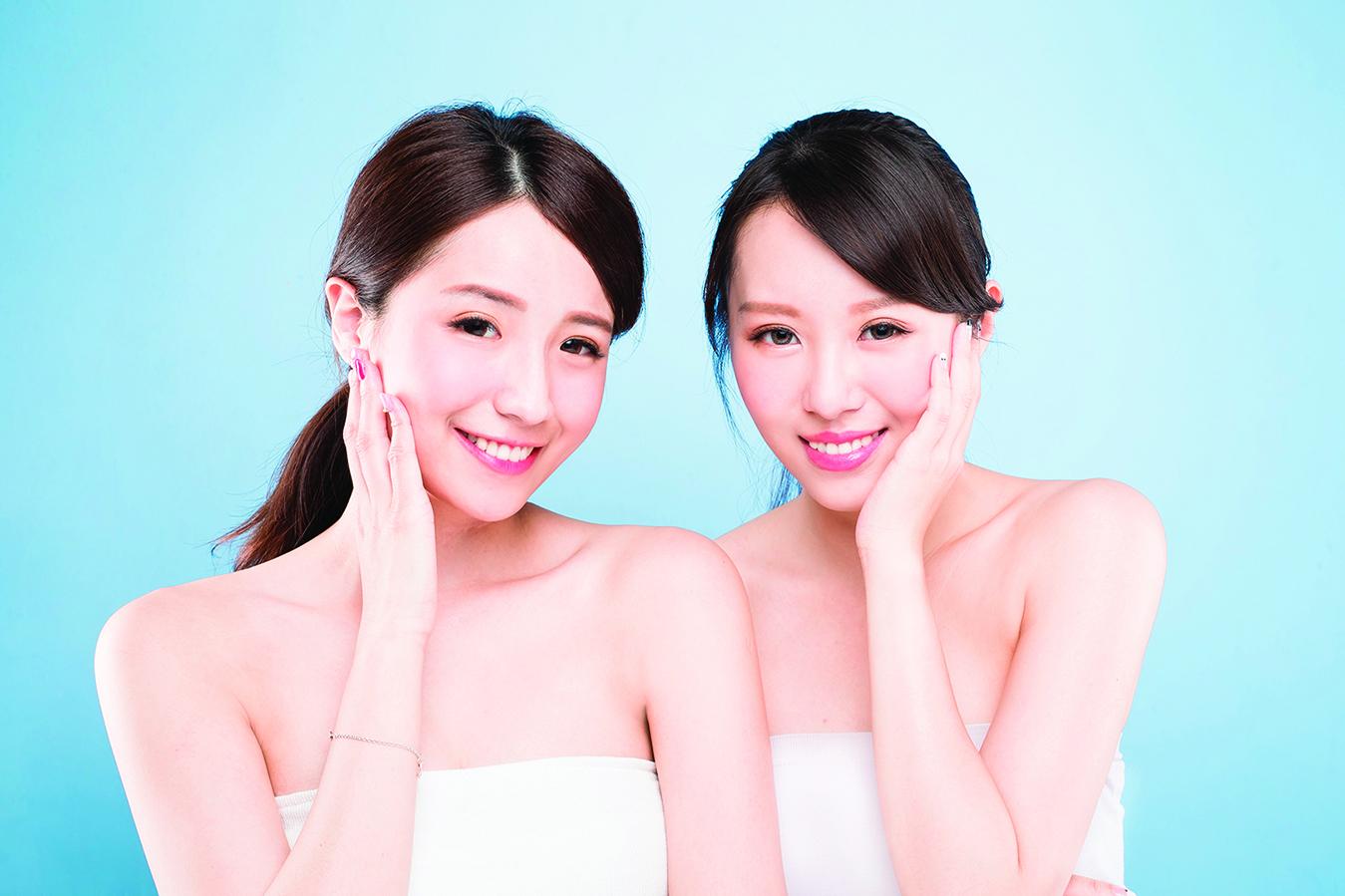 嘗試韓妞的保養步驟,讓你保有清爽水嫩的肌膚。