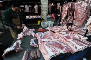 大陸豬肉價將跌破十元?豬肉股一天蒸發近七百億