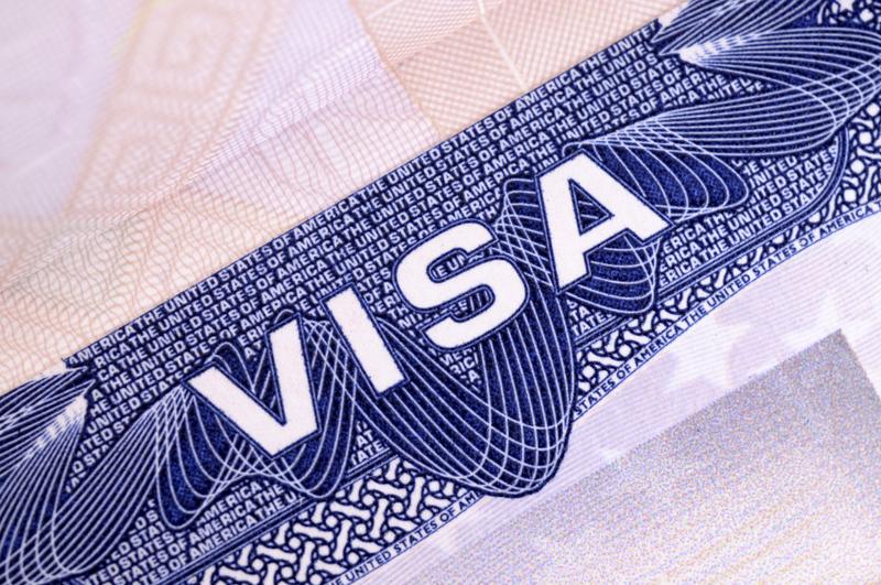 美國國務院發言人9月9日表示,截至9月8日,美國已吊銷了1,000多個中國公民的簽證。圖為美國簽證。(大紀元資料室)