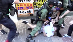 十二歲少女被警膝壓制伏 葉建源致信鄧炳強促嚴懲涉事警 教育界聯署促停職
