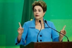 巴西參院通過啟動羅塞夫彈劾審判