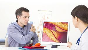 高血脂易引發心臟病和中風 兩招天然降血脂
