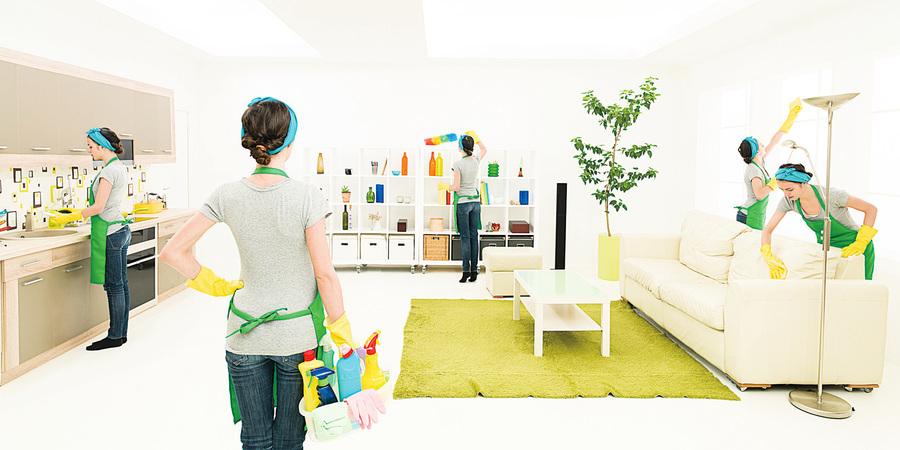 整潔的家更健康