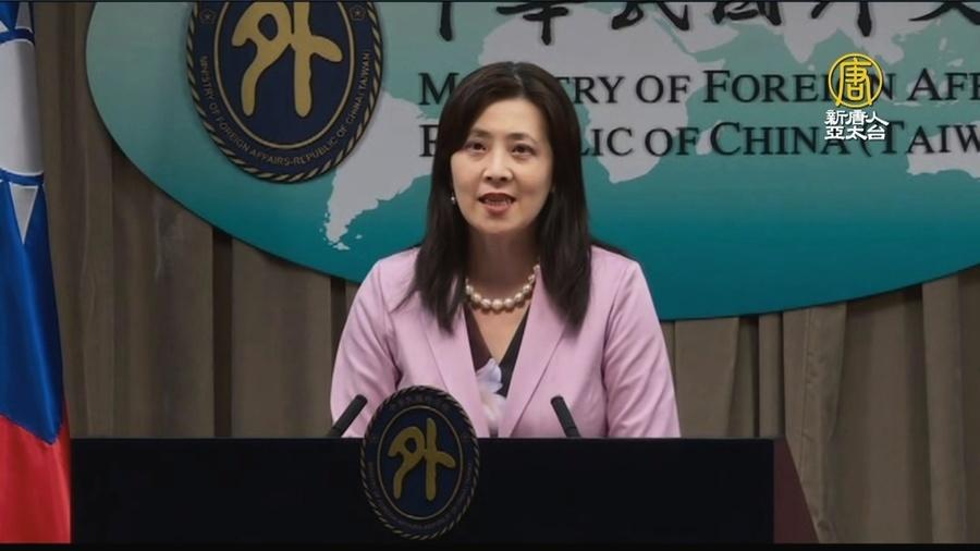 中共軍演距台僅九十浬 戰爭風險增 台灣向國際喊話