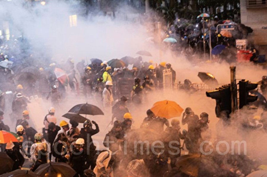 奧地利頒新媒體藝術「奧斯卡」獎 香港抗爭者人人有份