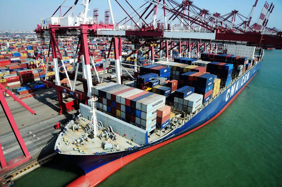 中國進口繼續低迷 顯示内需仍然疲軟