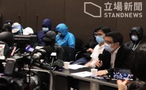深圳公安證十二港人被刑拘  朱凱廸:無法解釋為何剝奪會見律師權