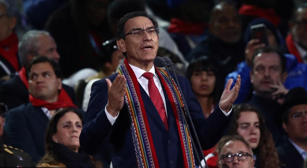 涉阻五萬美元政府合同調查 秘魯總統遭彈劾