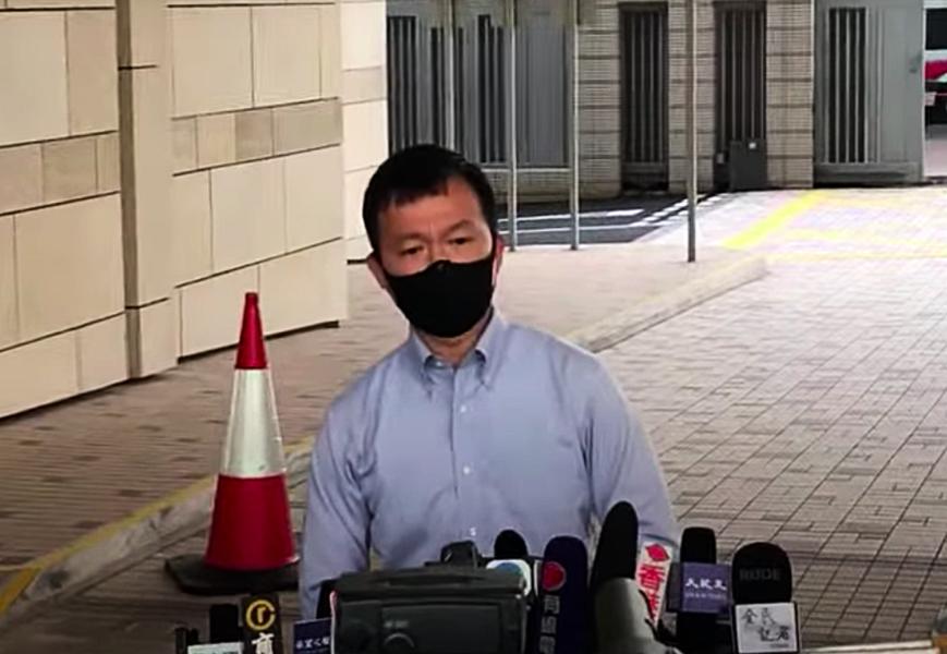 慢必私人檢控郭偉強襲擊罪 律政司要求押後遭拒絕