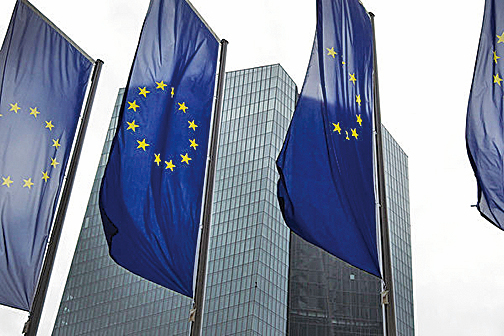 中歐峰會召開前夕,德國大報督促歐盟對中共強硬。(AFP)