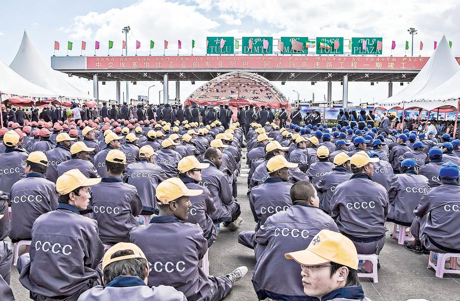 中國勞工被困海外 返鄉之路艱難無望