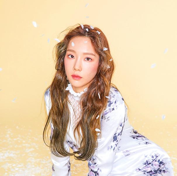太妍日文迷你專輯《#GirlsSpkOut》11月推出
