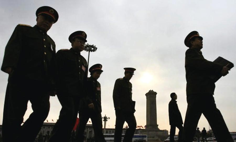 中共攻台?分析:共軍打不起仗