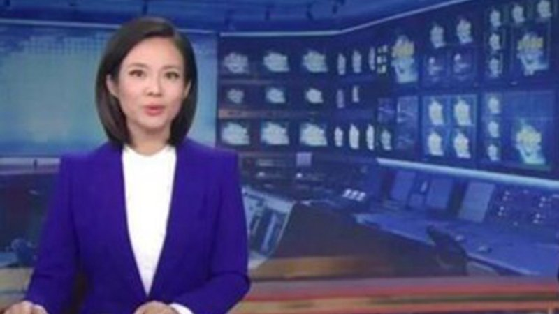 央視女主播突然換人 內幕不尋常