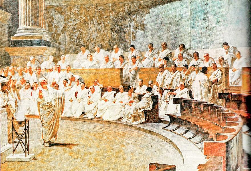 西方文明重要奠基者凱撒大帝 崛起之路(上)