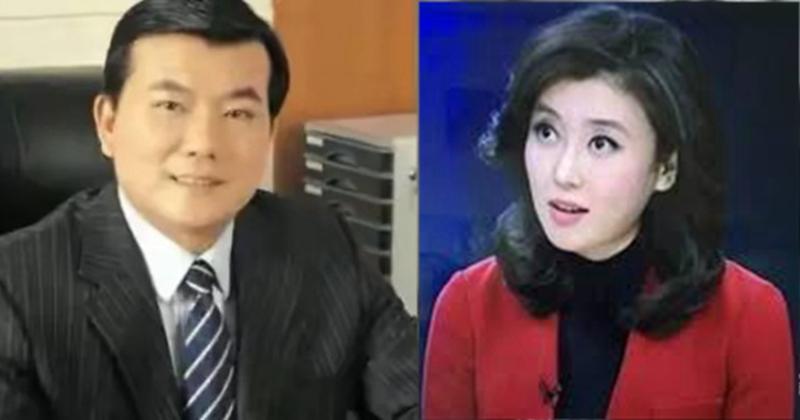 「求和」事件發酵,央視主持人李紅丈夫因性侵入獄的消息也被翻出。(影片截圖)
