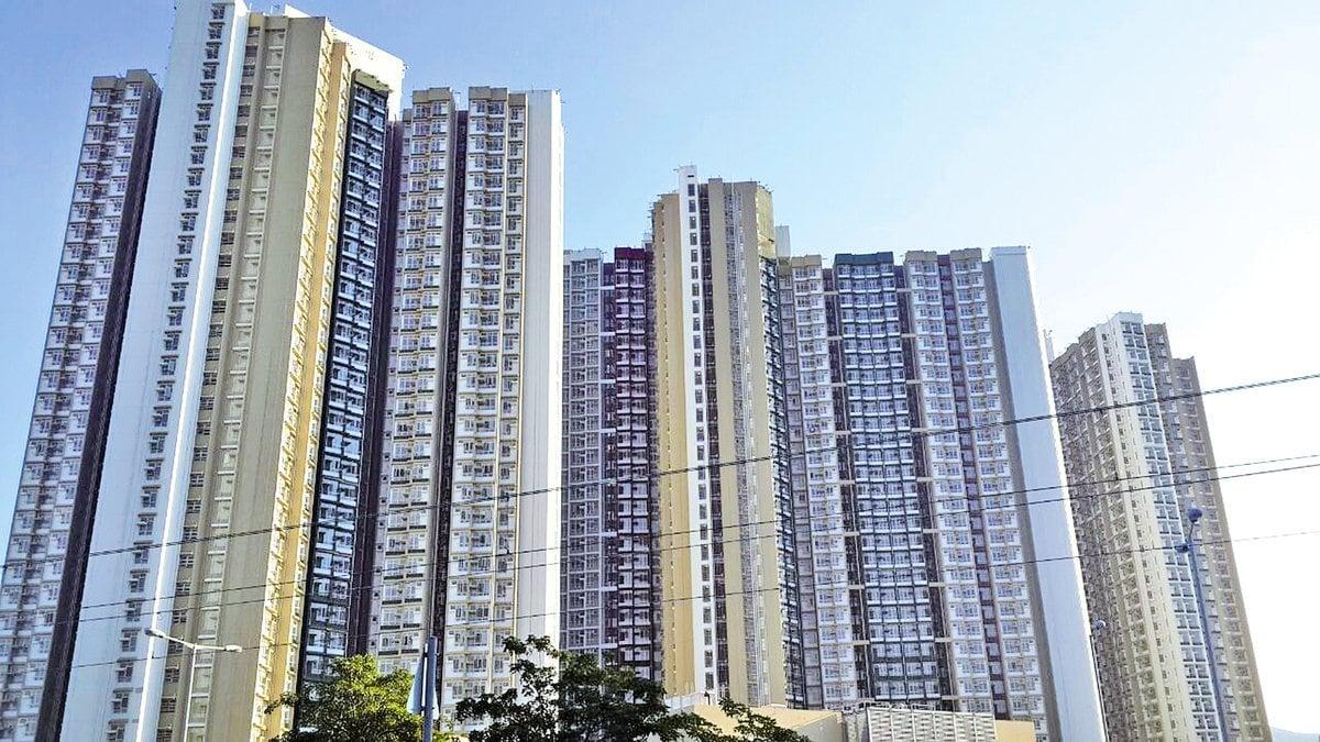 香港房委會9月15日公佈,新一期居屋和重售單位將以市值6折出售。(大紀元資料圖片)