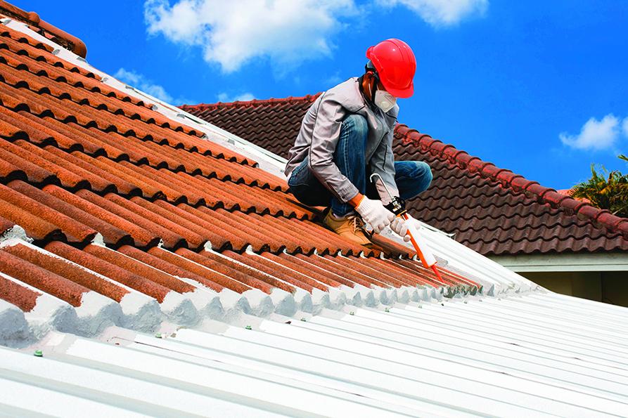 修整屋頂能快速地改善房屋的外觀