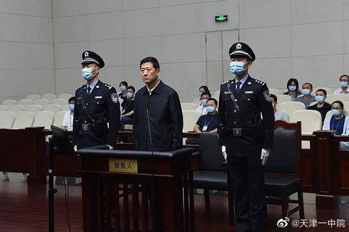 趙樂際舊部陳國強獲刑十三年 落馬軌跡有異常之處