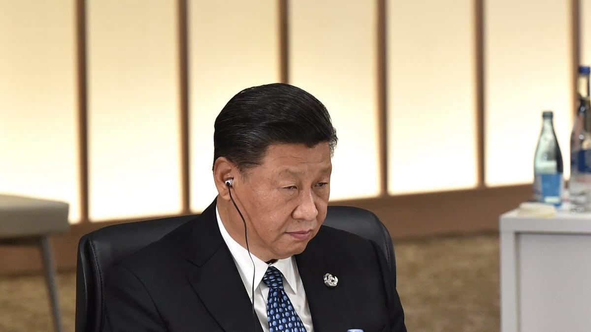 歐盟領袖在經濟、人權、疫情等多方面緊逼習近平,要求北京做出改進。(Kazuhiro NOGI-Pool/Getty Images)