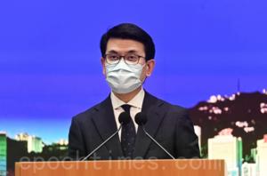 香港商品須改標「中國製造」 邱騰華見美駐港領事尋撤回
