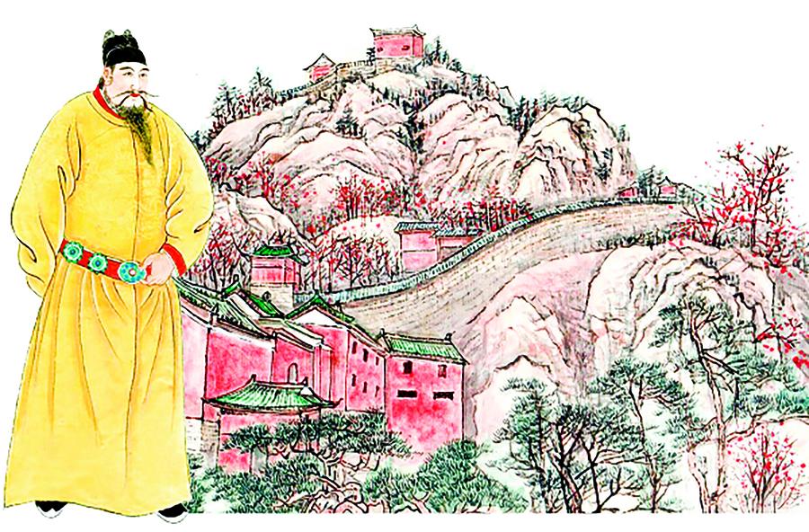【武當尋道】之七 六嶽之首 登峰造極(上)