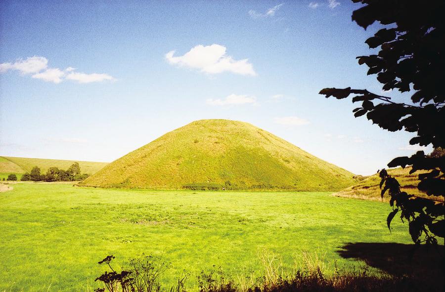 歐洲史前最高的人造山