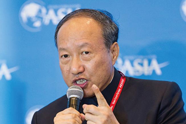 近幾個月來,海航集團風波不停。圖為海航董事長陳峰。(大紀元資料室)