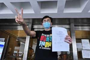 【直播】社民連吳文遠2016年反人大釋法遊行偏離路線被控 高院上訴被拒