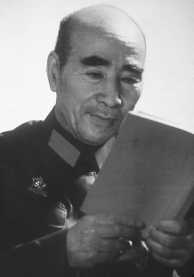 曾是毛澤東指定的接班人林彪。 (AFP)