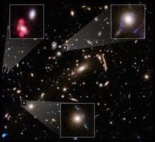 宇宙之謎 新觀測揭示暗物質模型重大缺陷