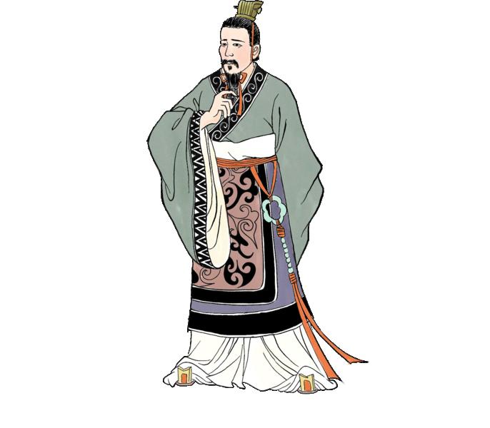 笑談風雲 : 【秦皇漢武】 第四十一章 興利之臣 ( 2 )