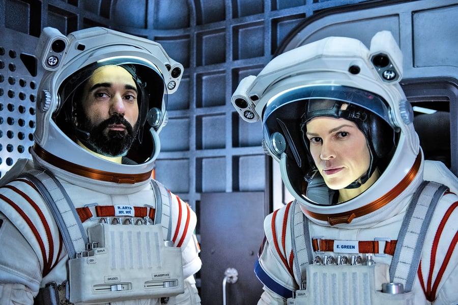 《遠漂》登陸火星題材 再出優秀作品