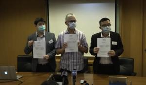 【直播】民調:九成民主派支持者支持從速移交12名被中共扣押港人